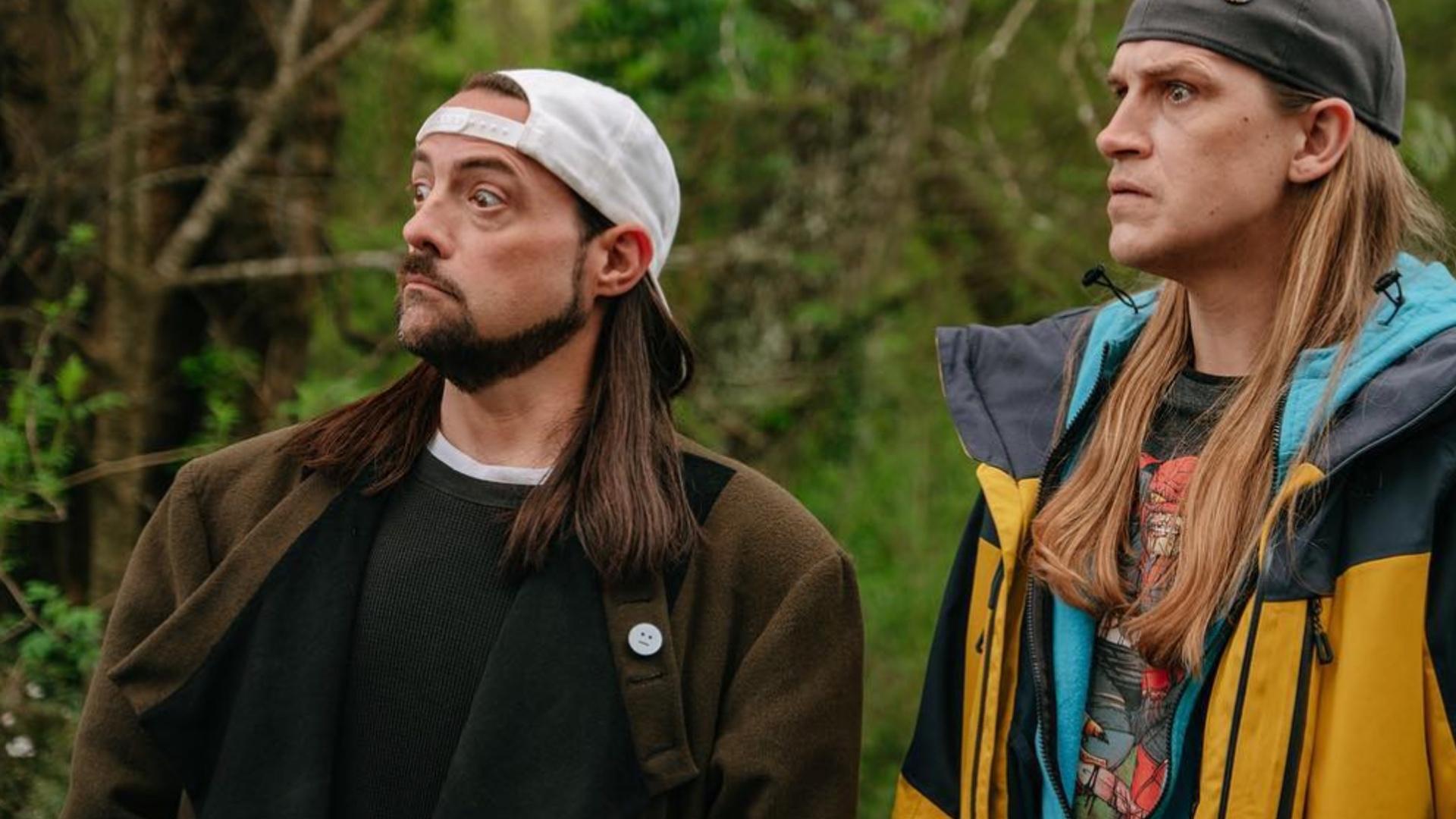 SDCC: Jay & Silent Bob Reboot si mostra nel primo trailer thumbnail