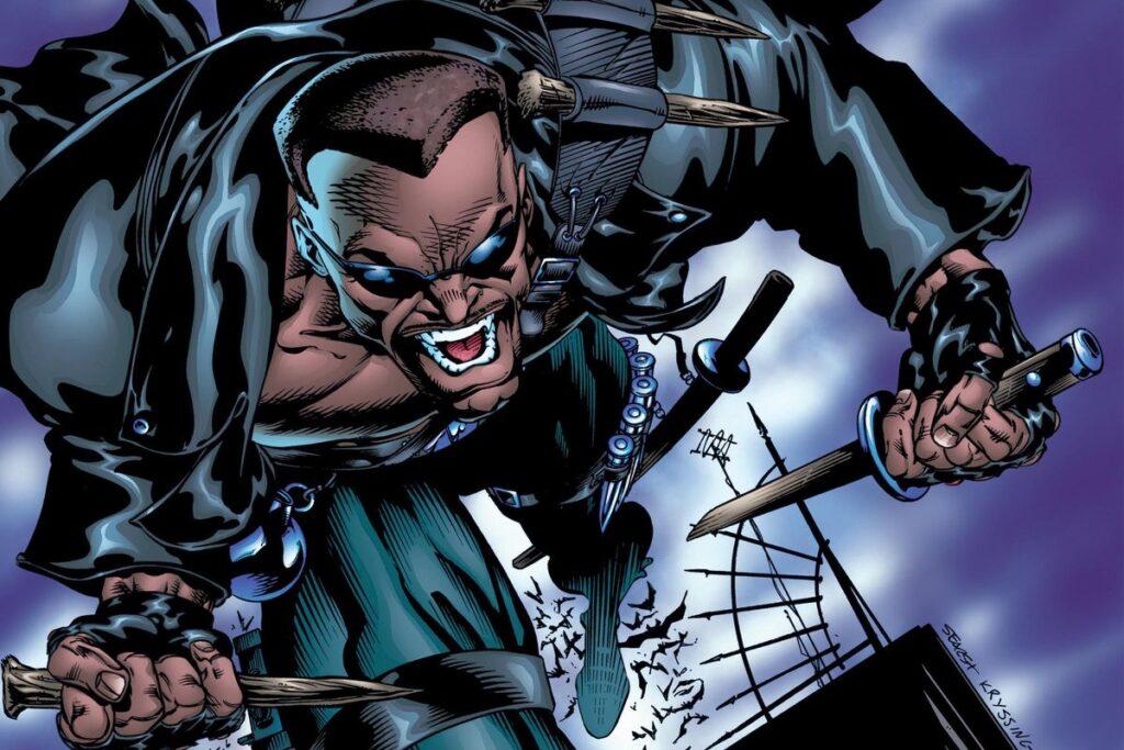 Marvel Fase 4 orgoglio nerd blade