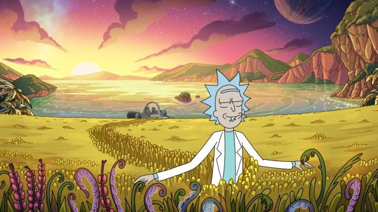 Mostrate le prime immagini di Rick & Morty 4 thumbnail