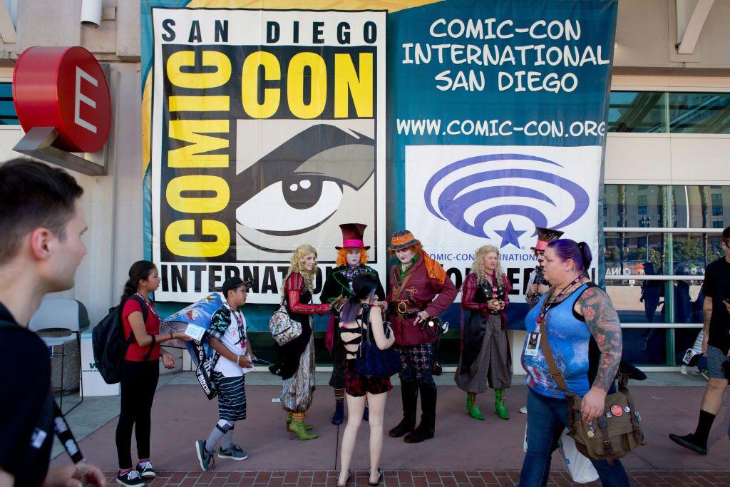 Quanto costa andare al San Diego Comic-Con? thumbnail