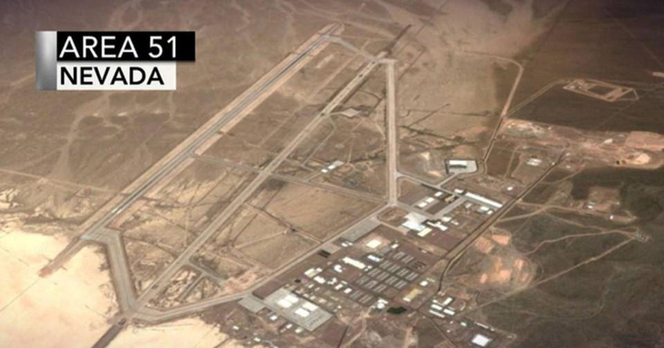 Il raid all'Area 51 sarà trasmesso in diretta streaming thumbnail