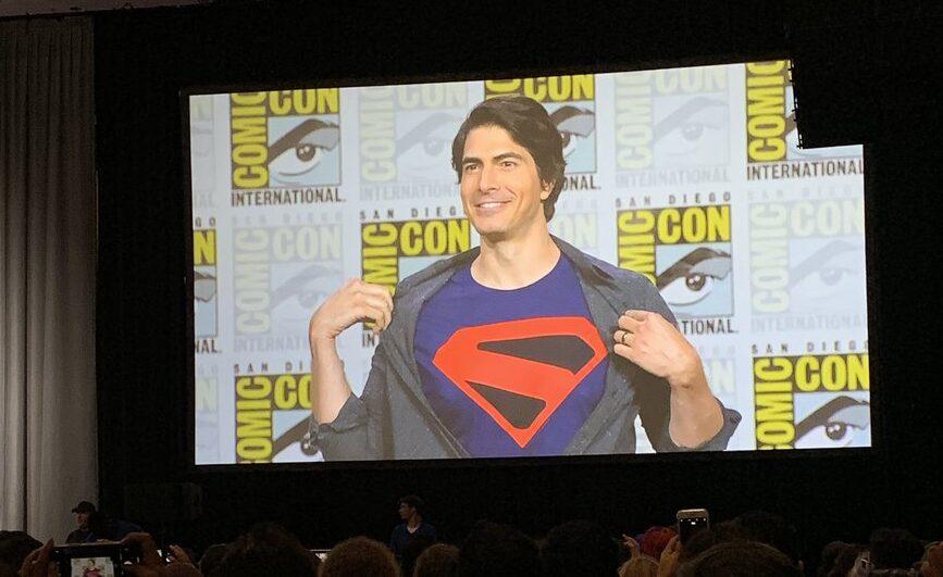 SDCC: Brandon Routh sarà il Superman di Kingdom Come thumbnail