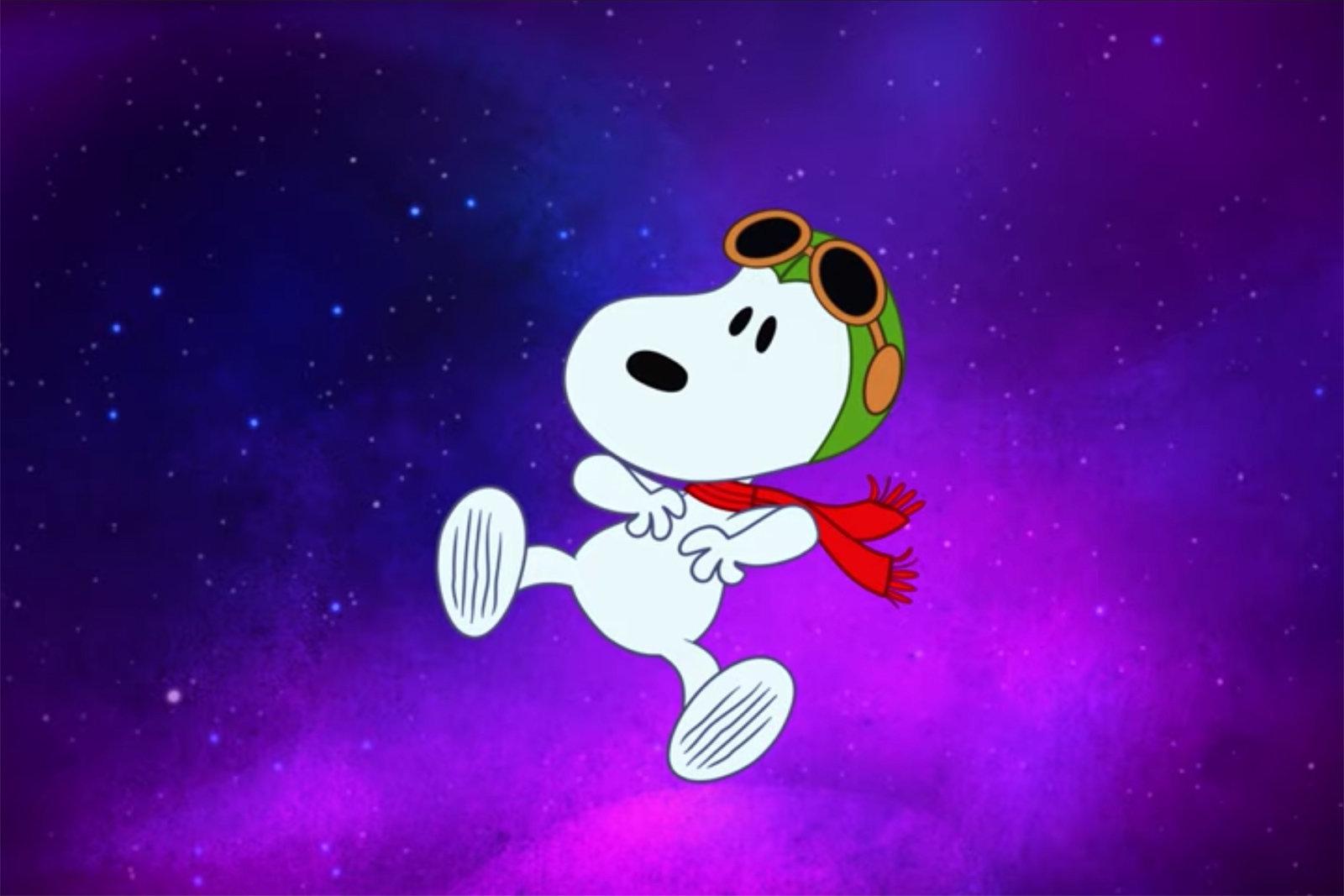 Snoopy in Space, annunciata una nuova serie animata su Apple TV+ thumbnail