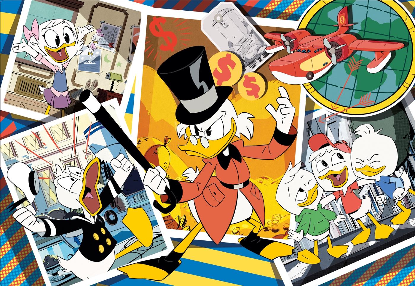 SDCC: Pippo, Cip e Ciop e Paperina nella terza stagione di DuckTales thumbnail