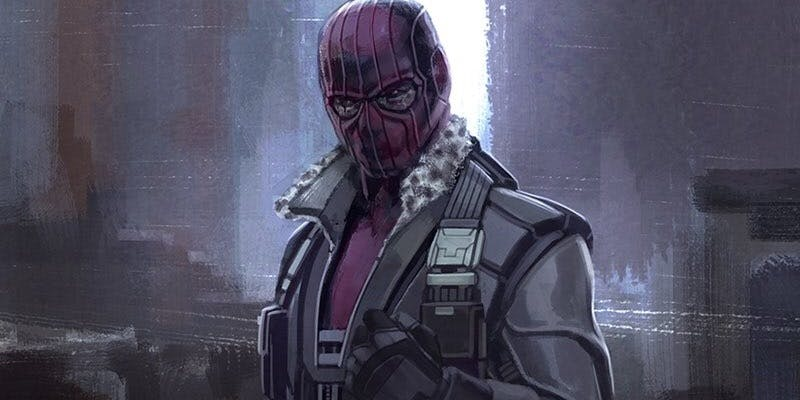 The Falcon and the Winter Soldier: prima immagine del Barone Zemo con la maschera! thumbnail