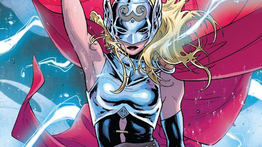 Natalie Portman non sapeva inizialmente che sarebbe diventata Thor thumbnail