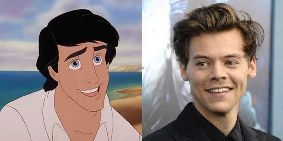Harry Styles potrebbe essere il Principe Eric ne La Sirenetta thumbnail