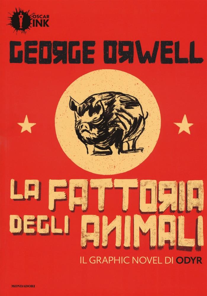 la-fattoria-degli-animali-graphic-novel