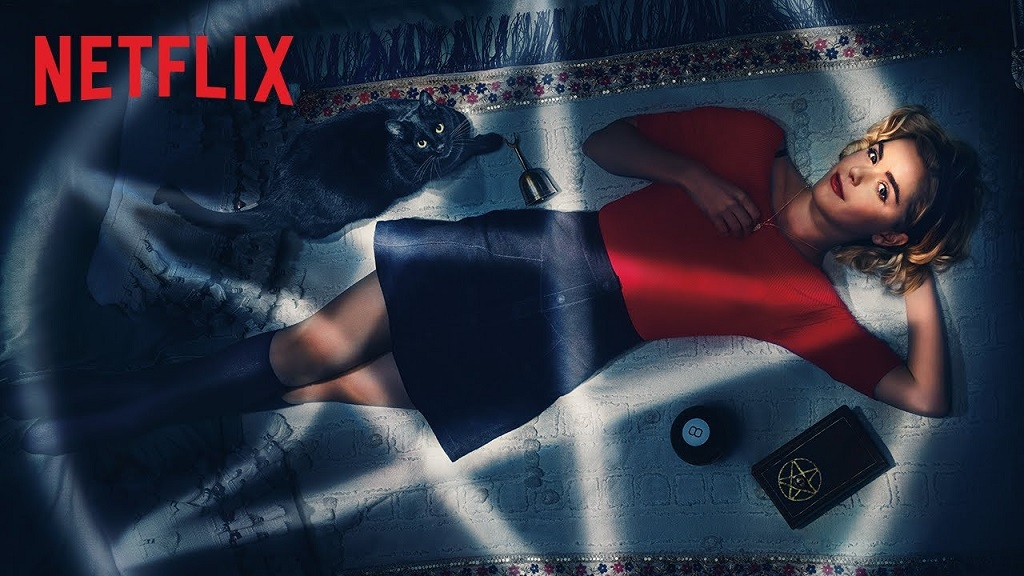 Le terrificanti avventure di Sabrina 3: la nuova foto anticipa una morte? thumbnail