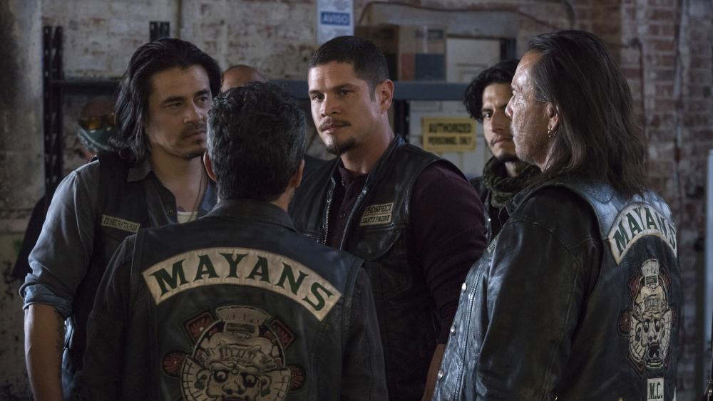 SDCC: La seconda stagione di Mayans M.C. si mostra in un nuovo trailer thumbnail