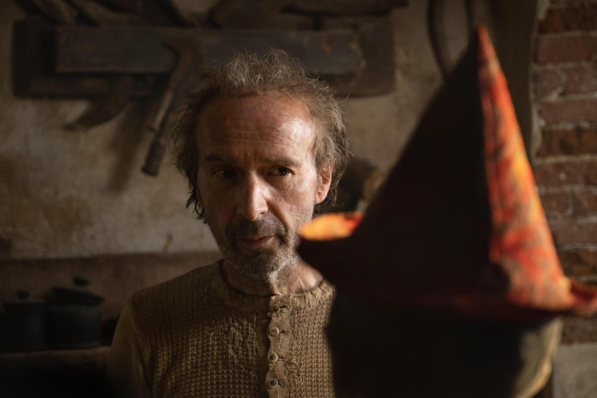 Pinocchio: poster ufficiale del film di Matteo Garrone con Benigni thumbnail