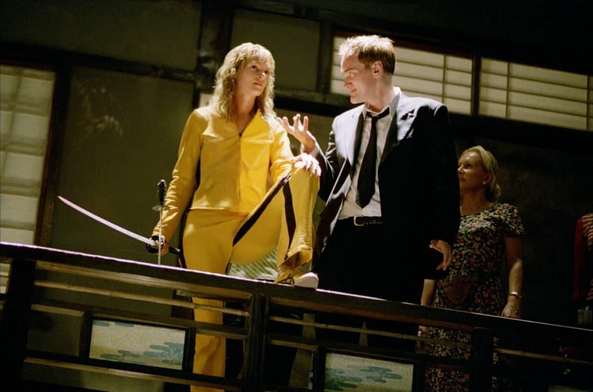 Quentin Tarantino discute con Uma Thurman riguardo  Kill Bill Vol.3 thumbnail