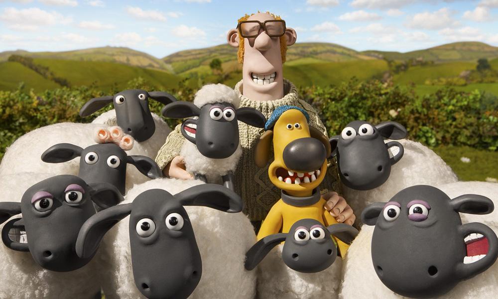 Trailer per Shaun the Sheep 2 thumbnail