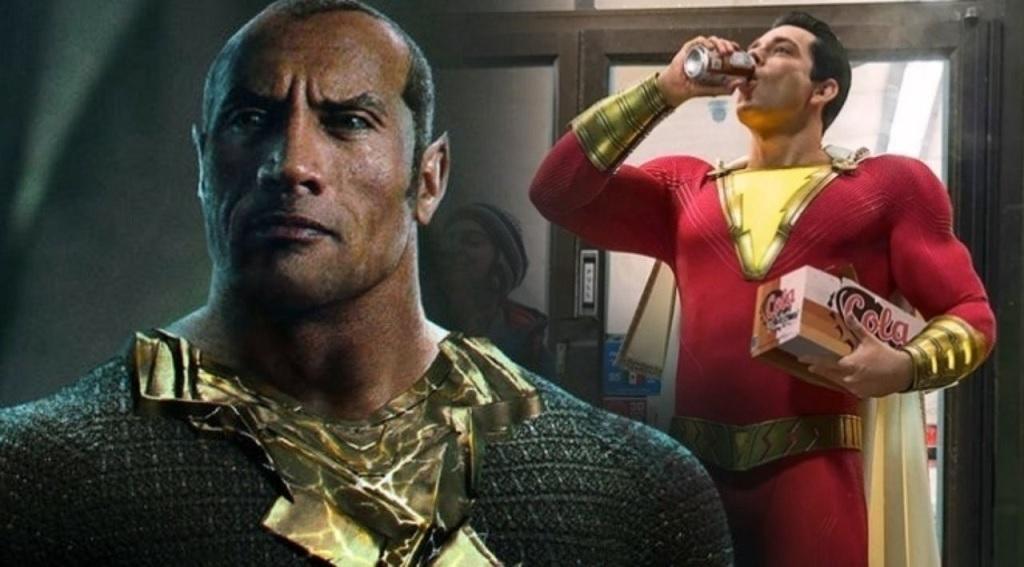 Shazam!: una scena tagliata anticipa l'arrivo di Black Adam thumbnail