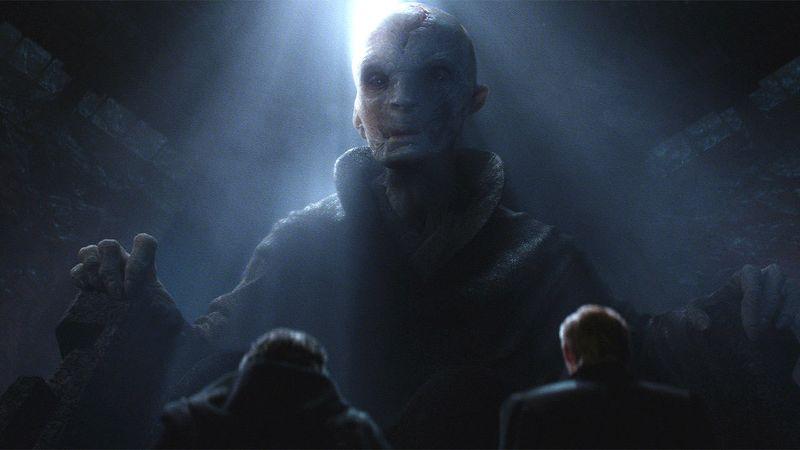 Star Wars: in arrivo un fumetto sul passato di Snoke thumbnail