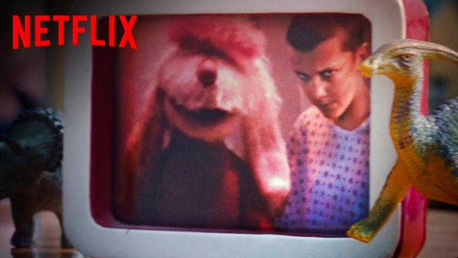 Stranger Things 3: il promo della serie Netflix con Uan di Bim Bum Bam thumbnail