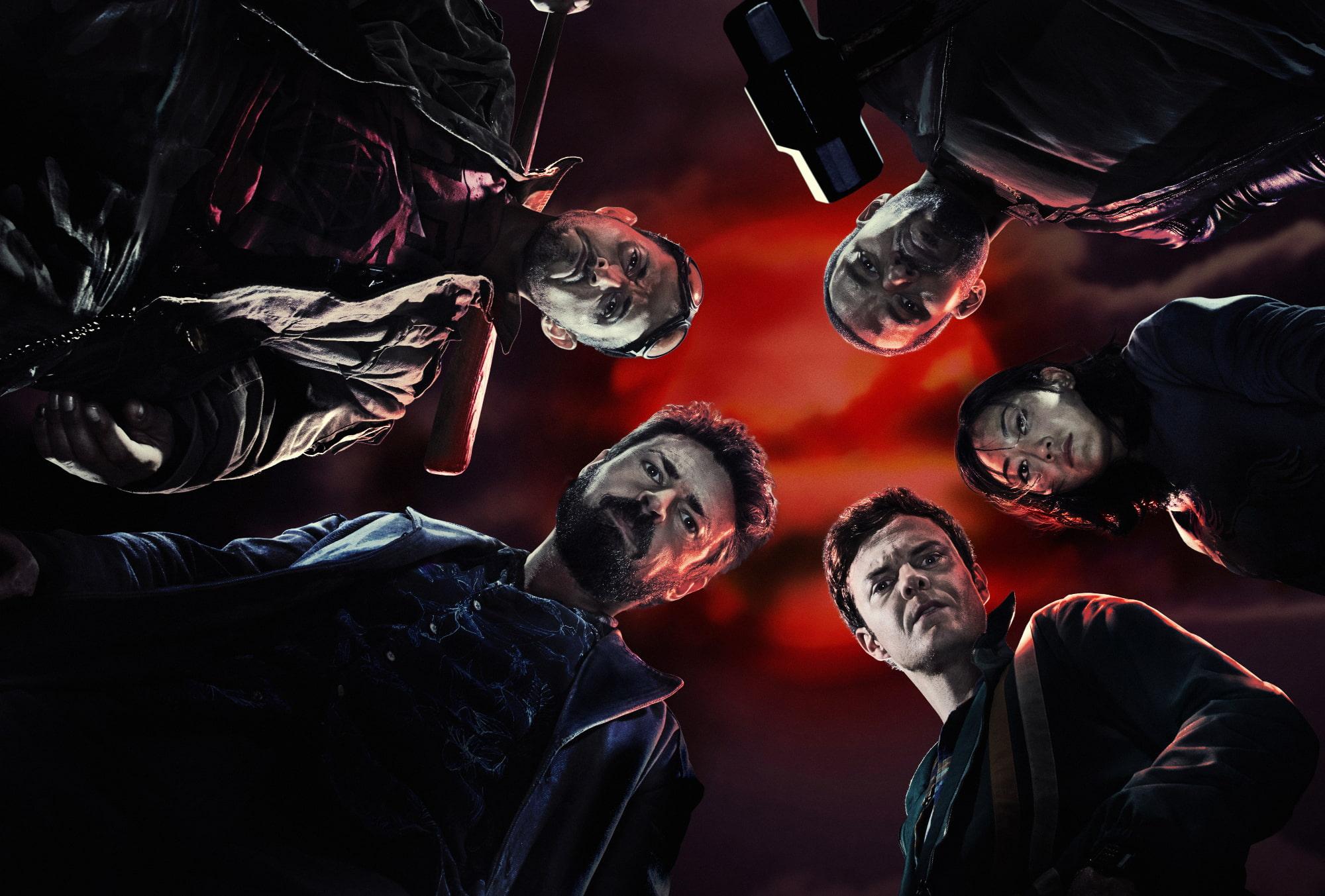 The Boys, iniziate le riprese della seconda stagione thumbnail