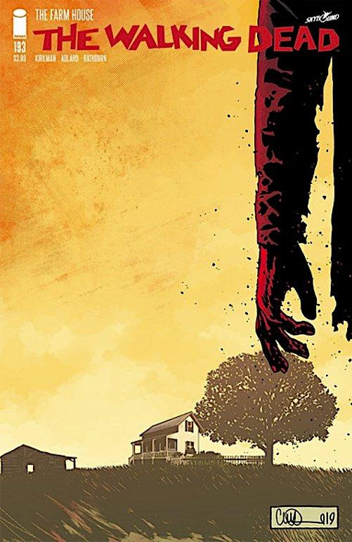 Robert Kirkman annuncia la fine di The Walking Dead thumbnail