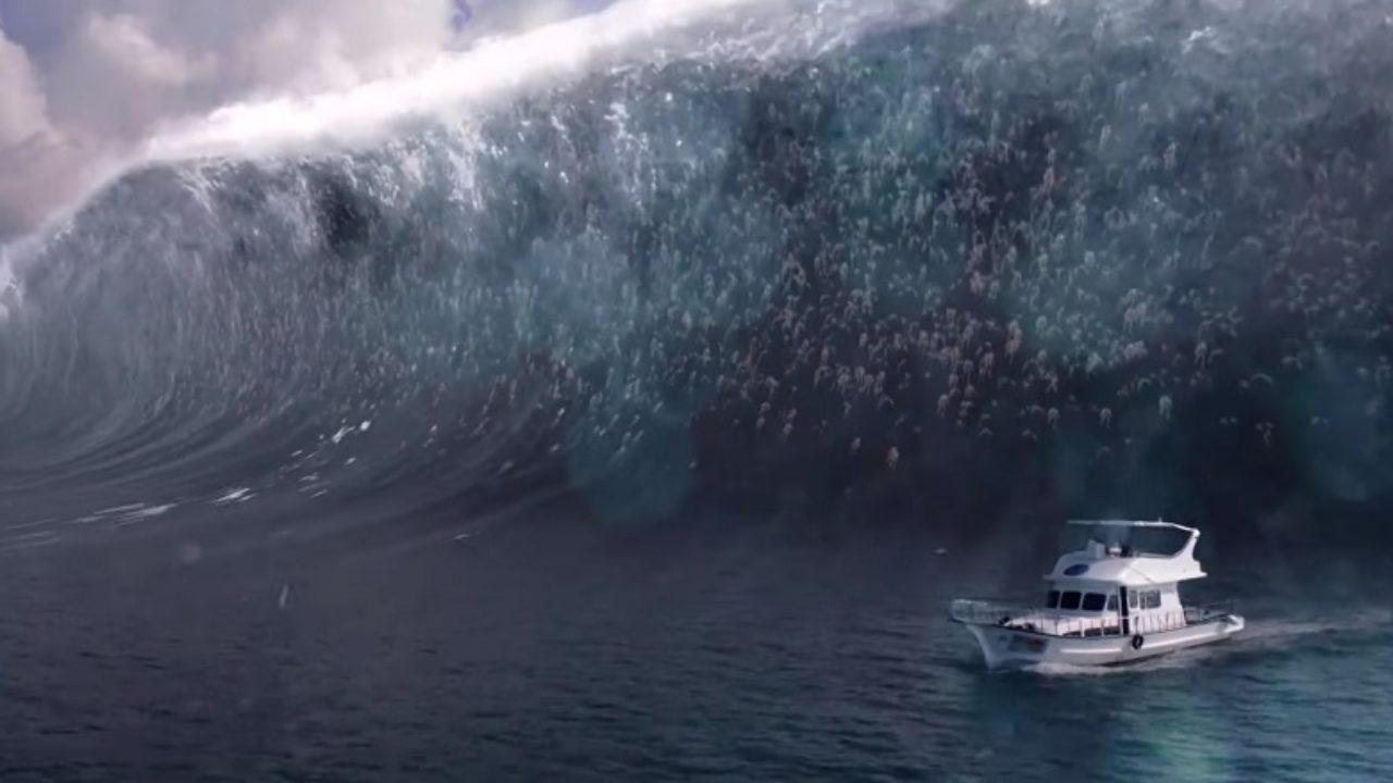 Zombie Tidal Wave, il nuovo trailer di un film allucinante thumbnail