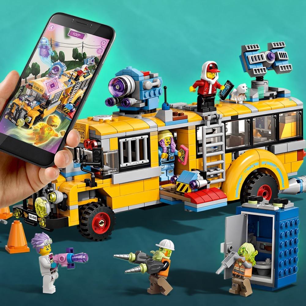 Lego Hidden Side: la nuova collezione che integra i set alla realtà aumentata thumbnail