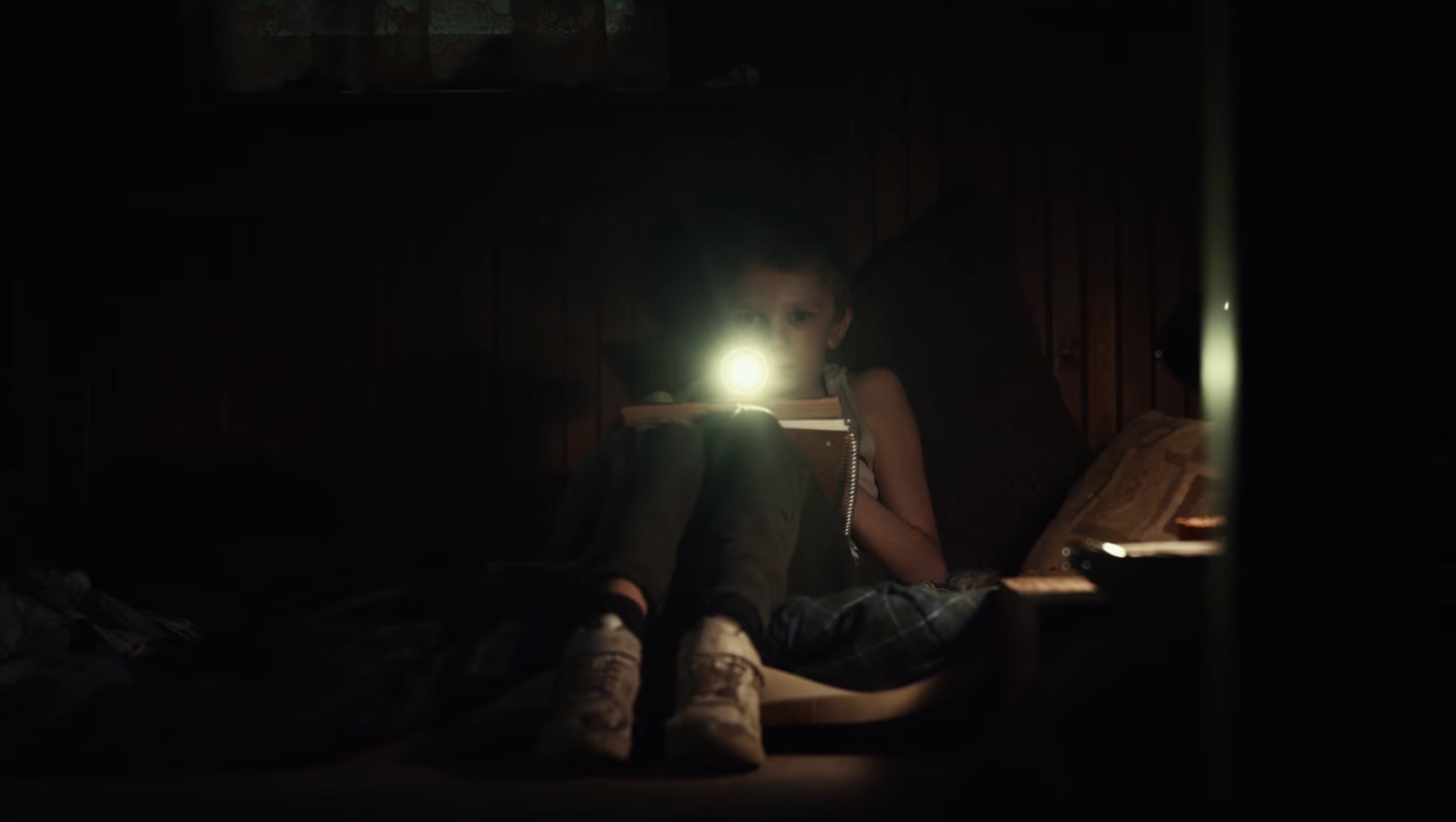 Antlers: ecco il teaser del film prodotto da Guillermo Del Toro thumbnail