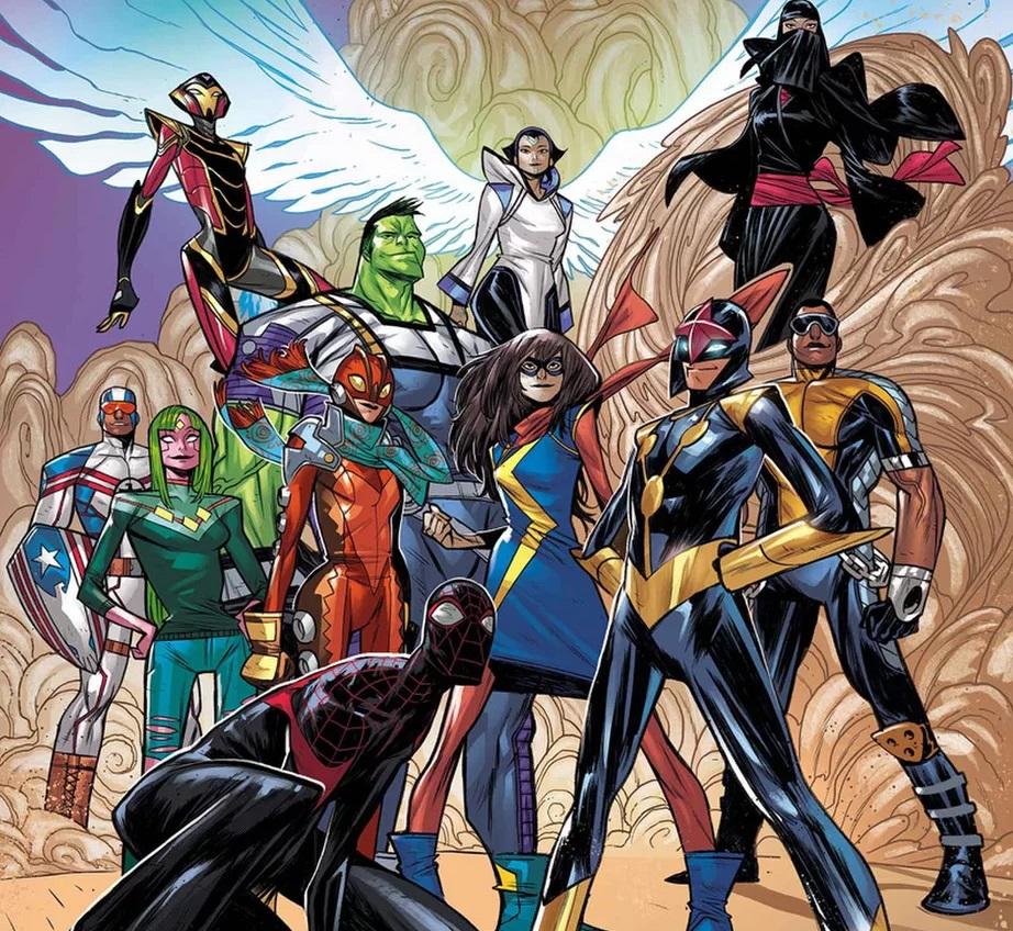Marvel Comics: Jim Zub annuncia la chiusura di Champions thumbnail