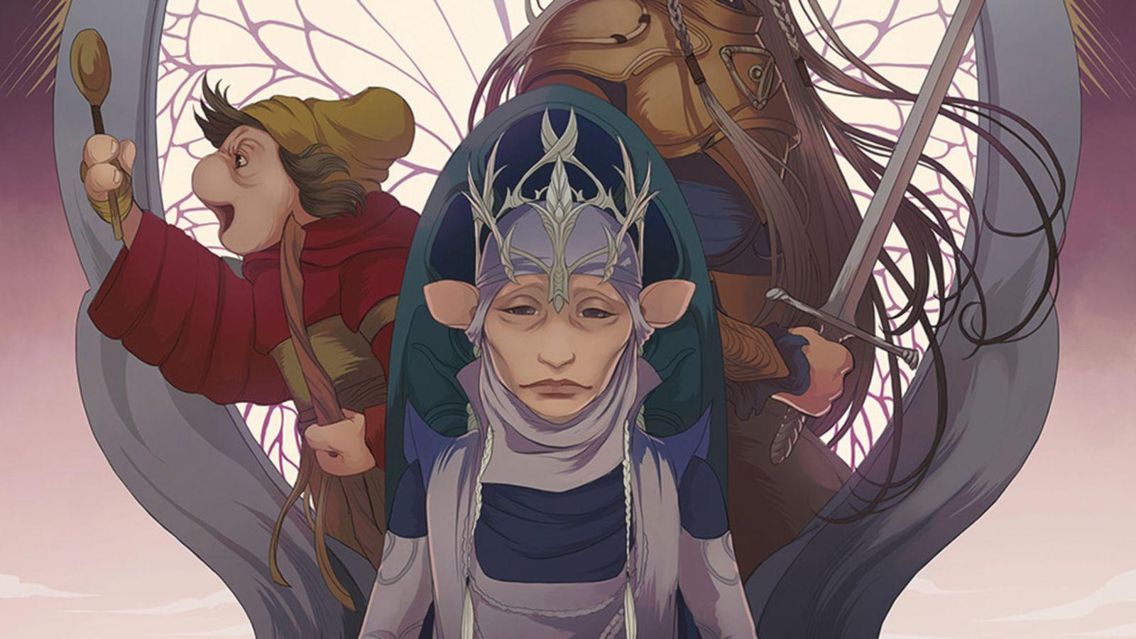 Dark Crystal: Age of Resistance, il fumetto prequel della serie TV Netflix thumbnail