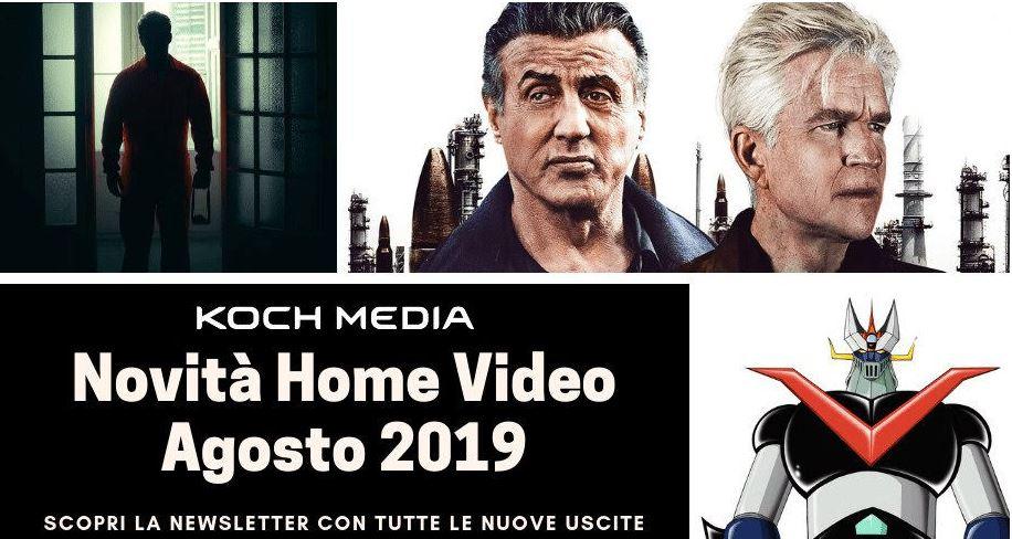 Koch Media Italia elenca le novità home video di Agosto thumbnail