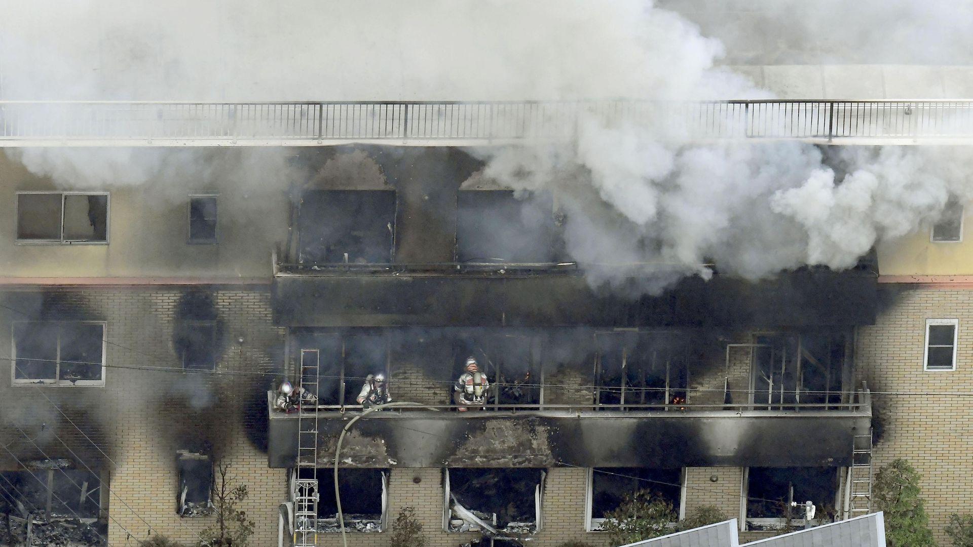 Kyoto Animation: gli aggiornamenti dopo il disastro thumbnail