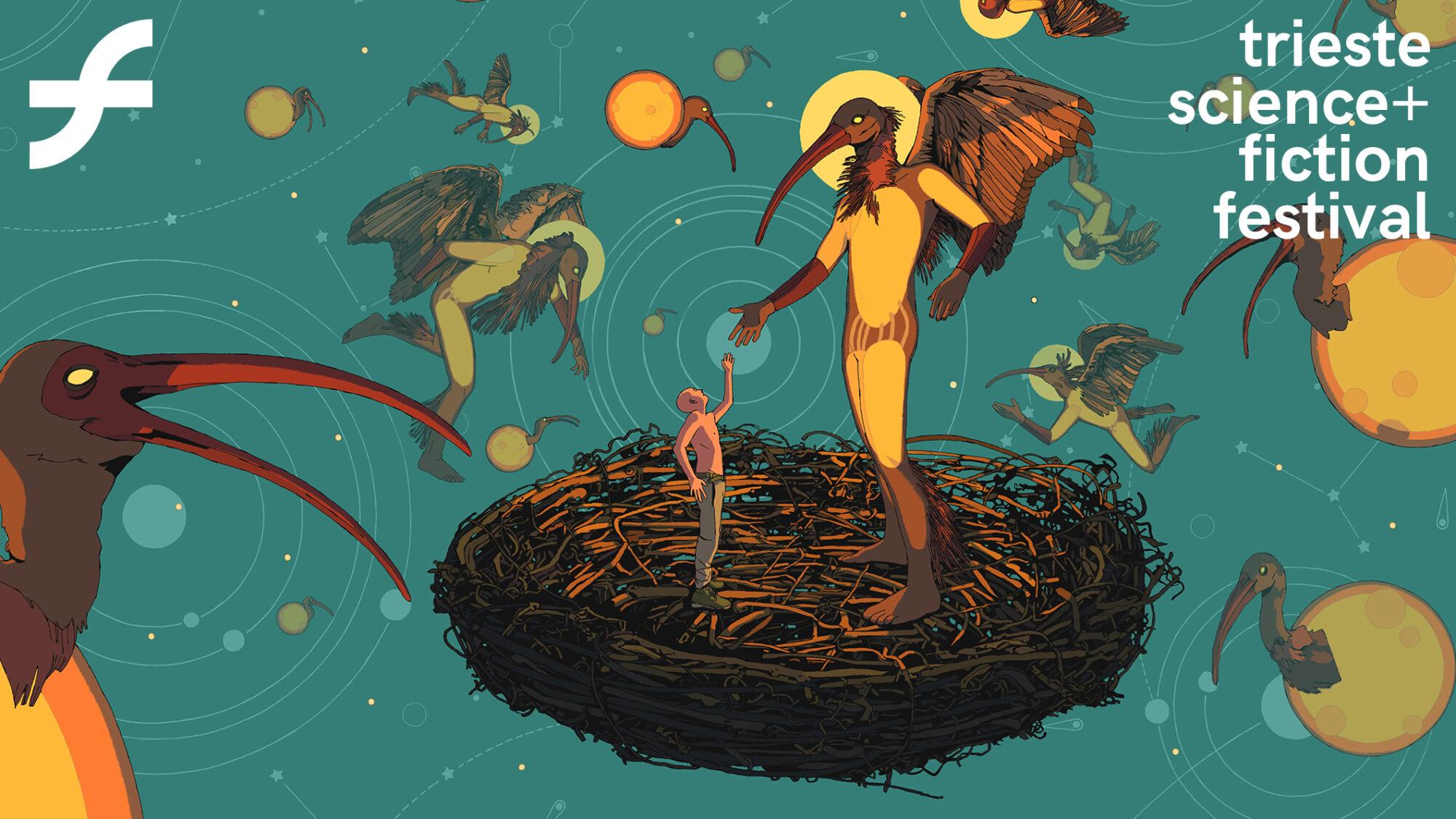 Trieste Science+Fiction Festival, ecco il poster di Jacopo Starace thumbnail