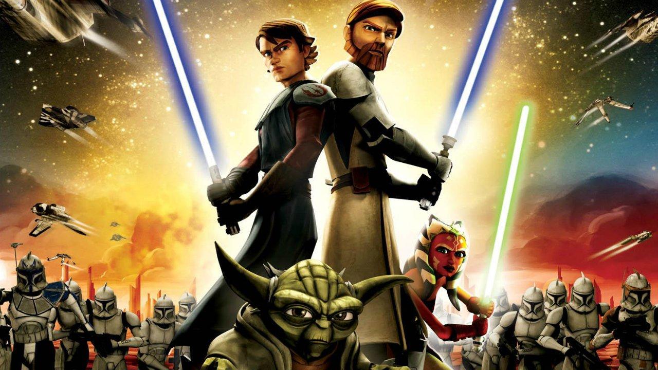Cosa ne pensa George Lucas dell'ultima stagione di The Clone Wars? thumbnail
