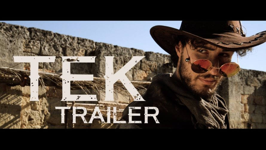 Tek, il primo Cyberpunk western italiano approda su NutAlone thumbnail