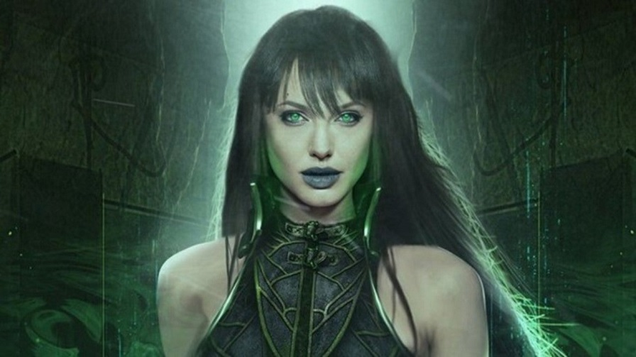 The Eternals: Angelina Jolie nelle prime foto dal set thumbnail