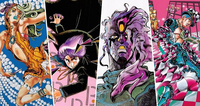 Star Comics presenta Il Bizzarro Universo di Hirohiko Araki thumbnail