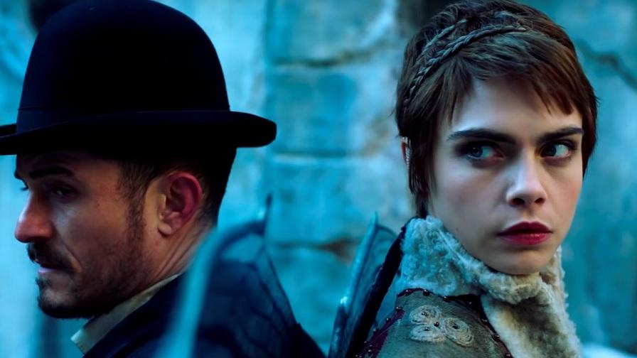 Carnival Row: il trailer ufficiale con Cara Delevigne e Orlando Bloom thumbnail