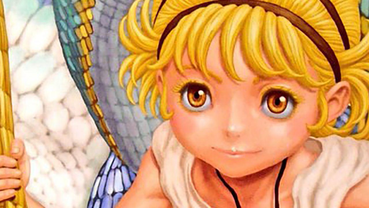 Kentaro Miura al lavoro su un nuovo manga thumbnail