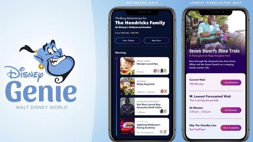 Disney Genie, la nuova app per vivere al meglio i Parchi Disney thumbnail