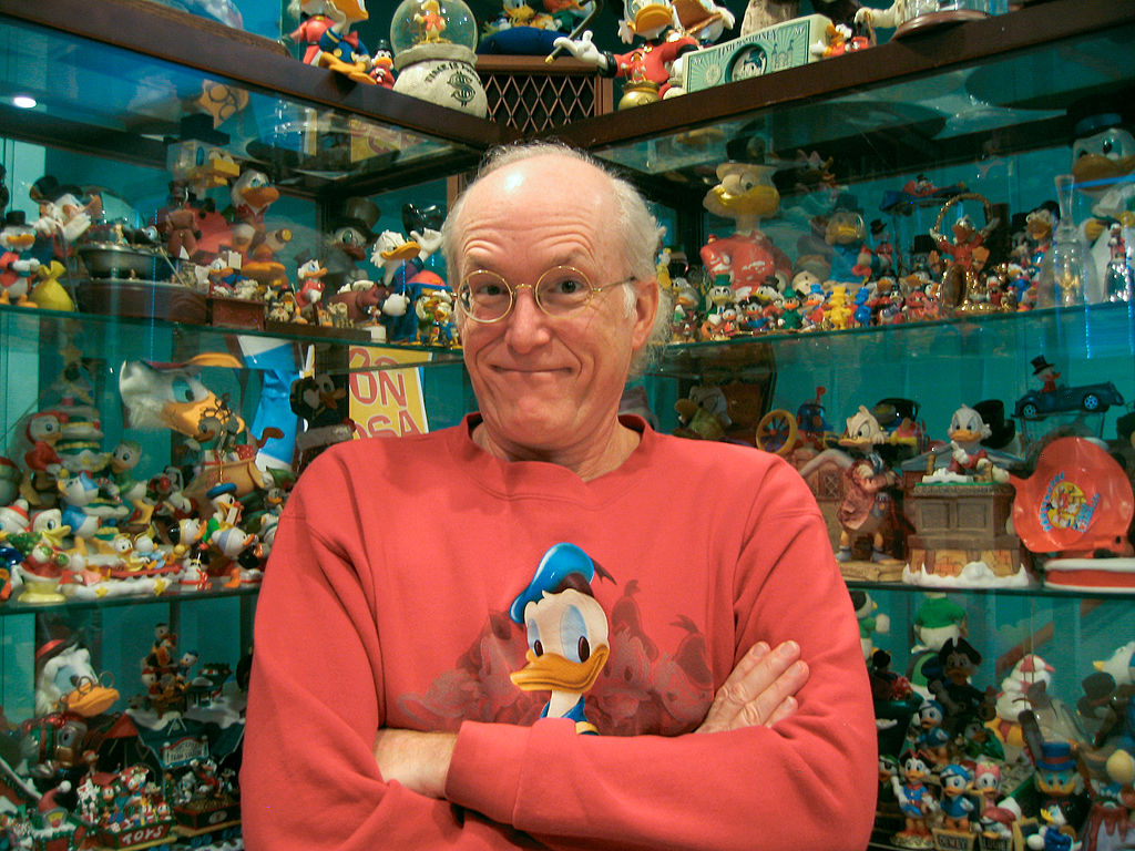 Don Rosa, tutto dall'incontro a Lucca Comics and Games thumbnail