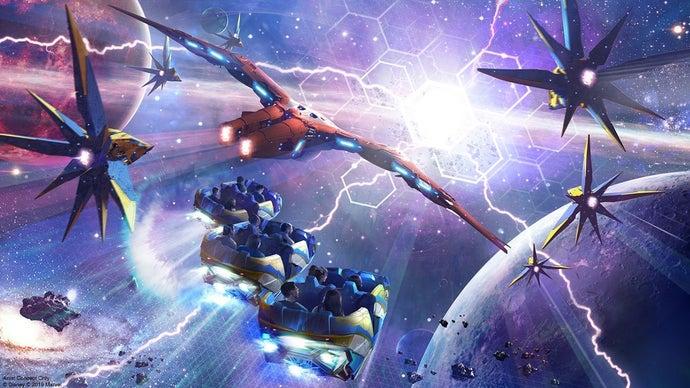 I Guardiani della Galassia sbarcano a Epcot a Walt Disney World thumbnail