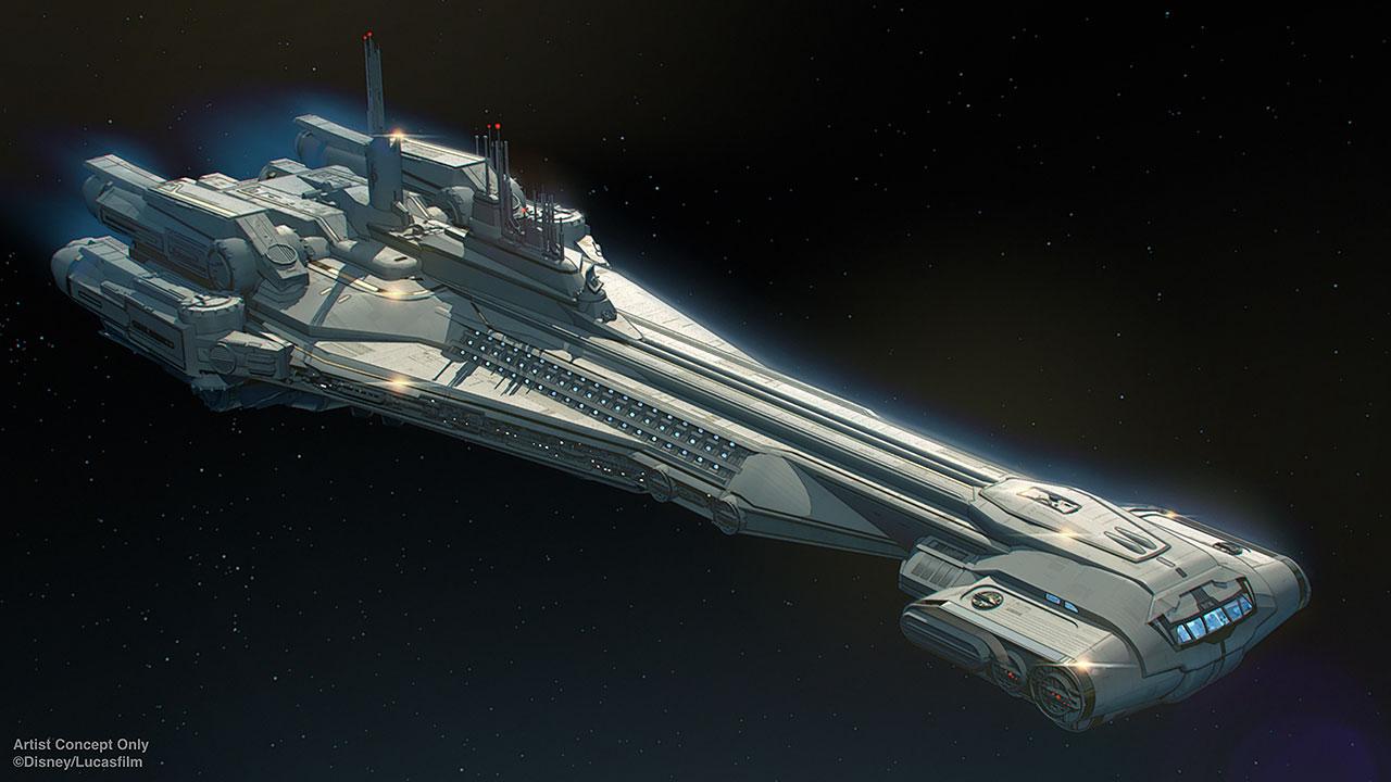 Galactic Starcruiser, il nuovo Hotel del Walt Disney World Resort thumbnail