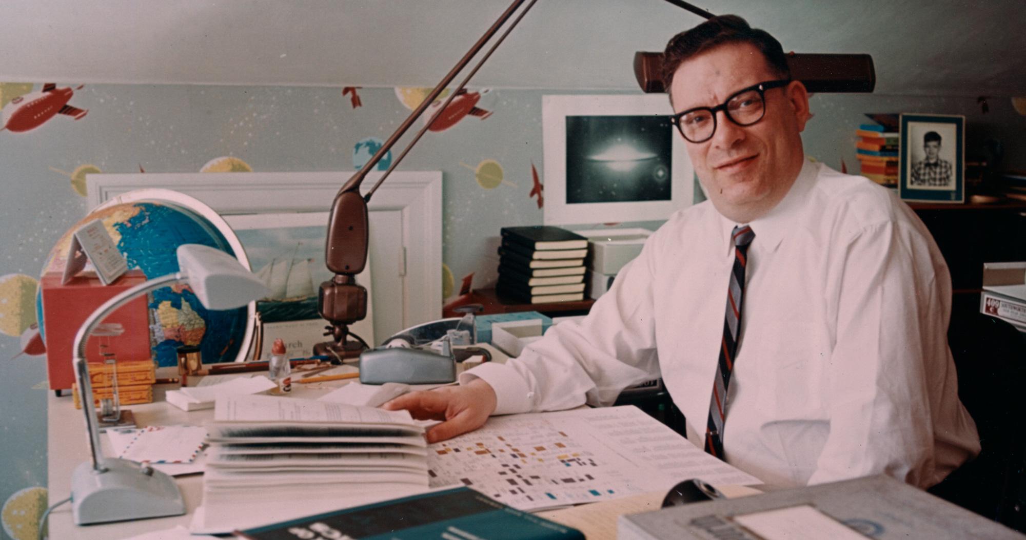 A cent'anni dalla nascita di Isaac Asimov arrivano i nuovi Oscar Mondadori thumbnail