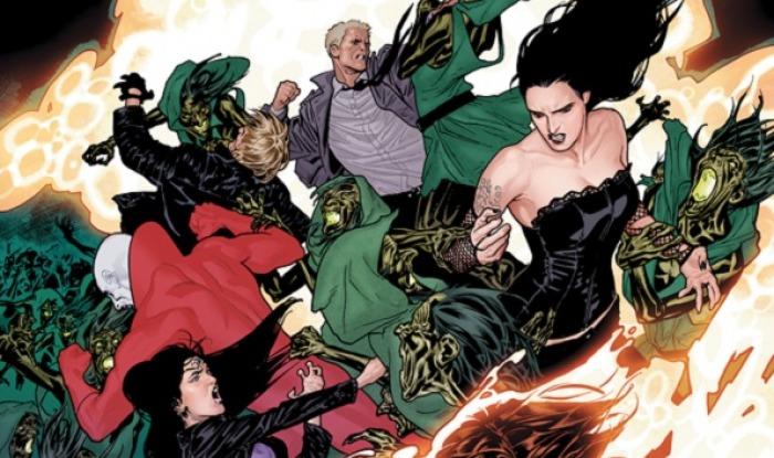 Justice League Dark: nuovi progetti in cantiere, forse una serie TV thumbnail