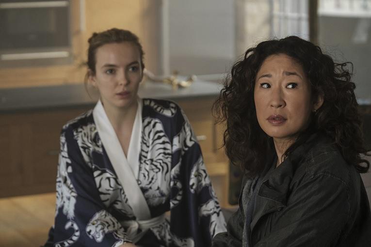 Killing Eve rinnovata per una quarta stagione thumbnail