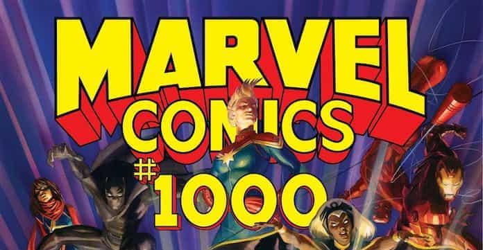 80 anni di Marvel Comics: CB Cebulski parla dell'albo #1000 thumbnail