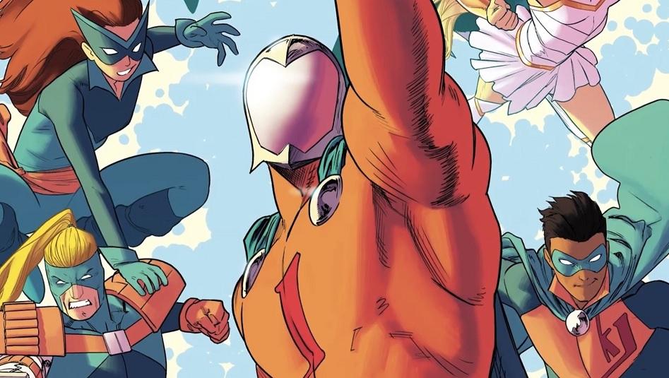 Marvel Comics annuncia il nuovo team di supereroi thumbnail