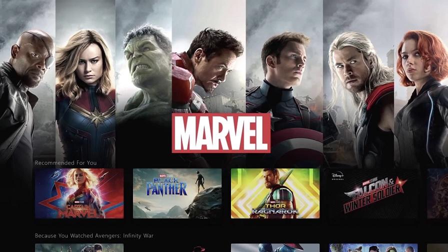 Su Disney+ le serie TV Marvel sembrano essere fuori dal MCU thumbnail