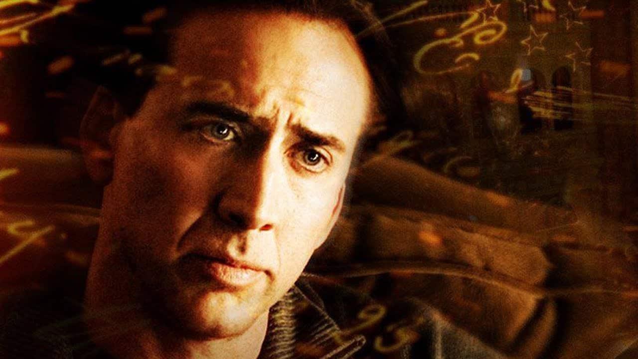 Nicolas Cage stava partendo alla ricerca... del Santo Graal thumbnail