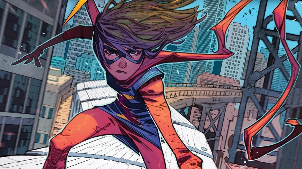 In arrivo su Disney+ una serie dedicata a Ms. Marvel thumbnail