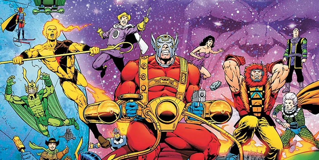 New Gods: Ava DuVernay conferma Darkseid nel film thumbnail