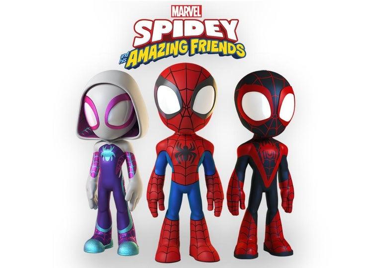 Spidey and His Amazing Friends, una nuova serie Disney per bambini thumbnail